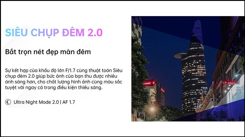 Chế độ chụp trên Camera OPPO A52 và OPPO A92