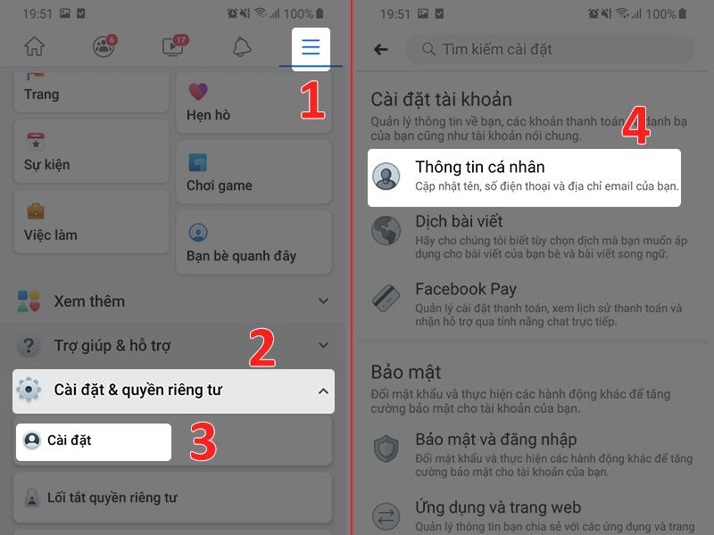Hướng dẫn đổi tên Facebook bằng cách gửi ảnh giấy tờ tùy thân (1)