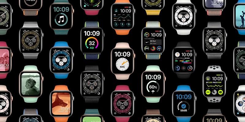 So sánh Apple Watch Series 6 với Watch Series 5 và Apple Watch SE