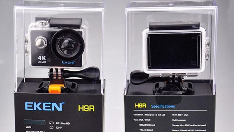 Camera EKEN H9R V7.0