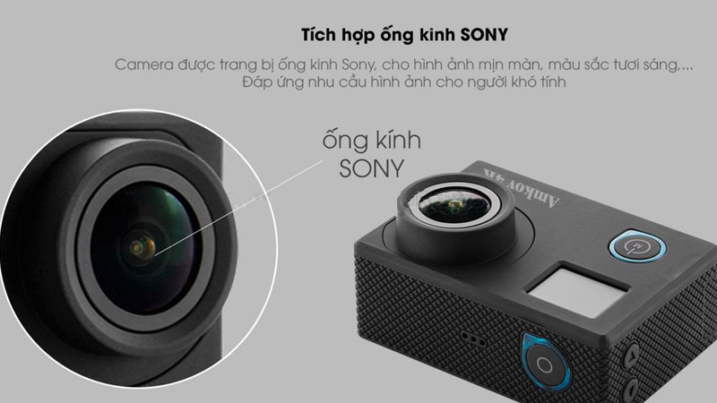 Camera Amkov AMK8000S Plus