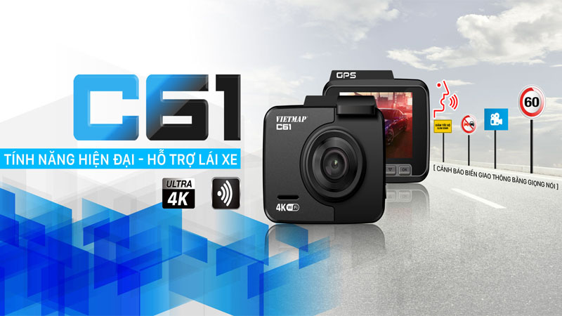 Camera Vietmap C61