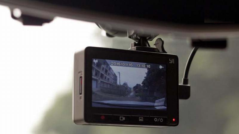 Camera Xiaomi Yi Smart Car DVR