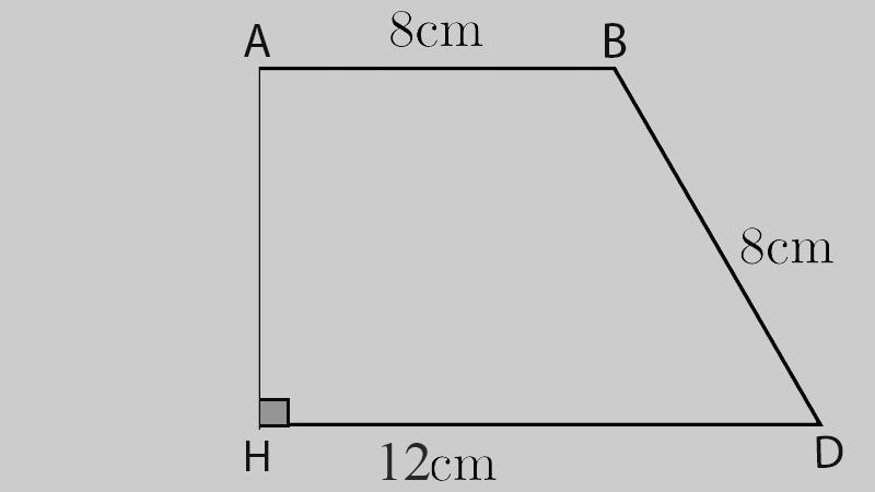 Hình thang vuông