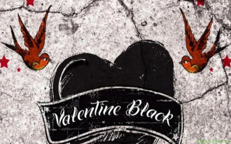Hình ảnh Valentine Đen