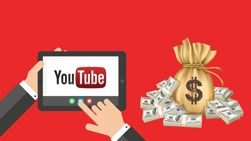 YouTuber là gì? 5 cách kiếm tiền từ YouTube phổ biến nhất hiện nay -  Thegioididong.com