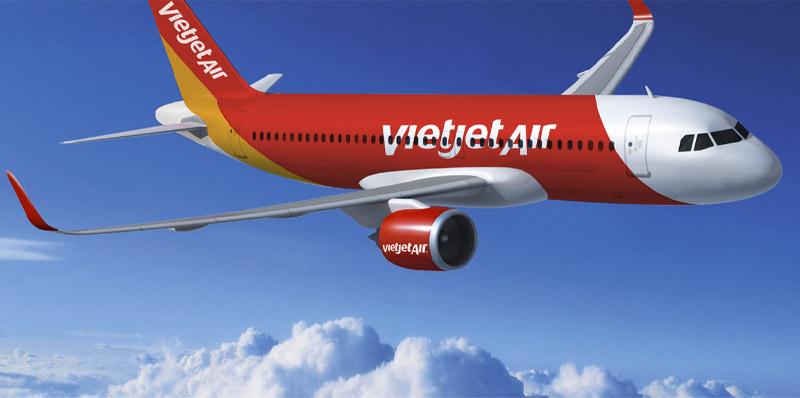 Thuế và phí vé máy bay hãng VietJet Air