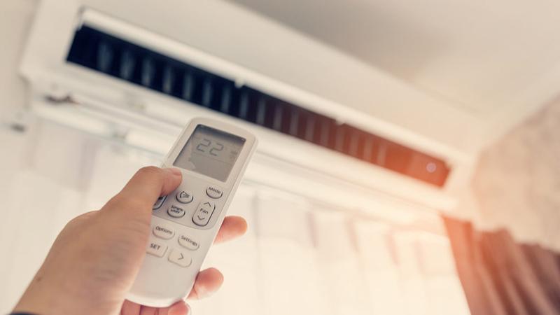Cách chuyển từ độ F sang độ C trên máy lạnh (điều hòa) đơn giản