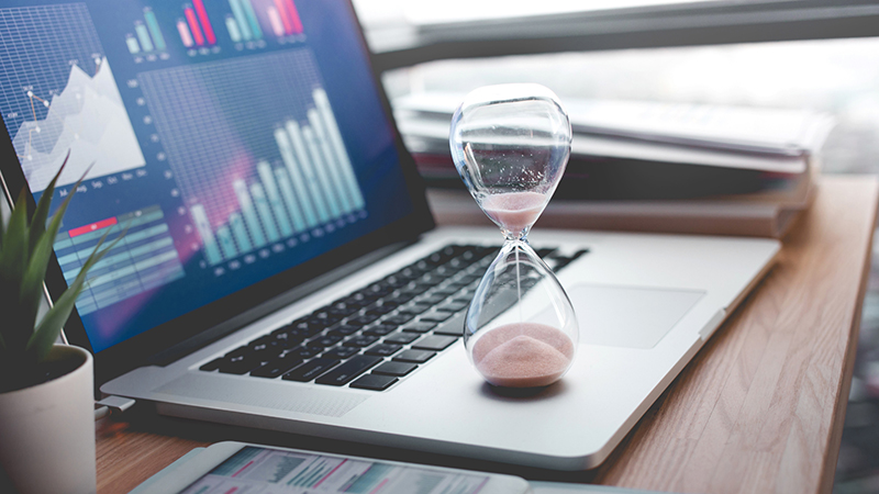 Good time management skills will make it easier for the COO to manage work and plan