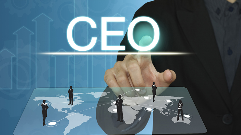 CEO or CEO position is the highest and most powerful position in an enterprise