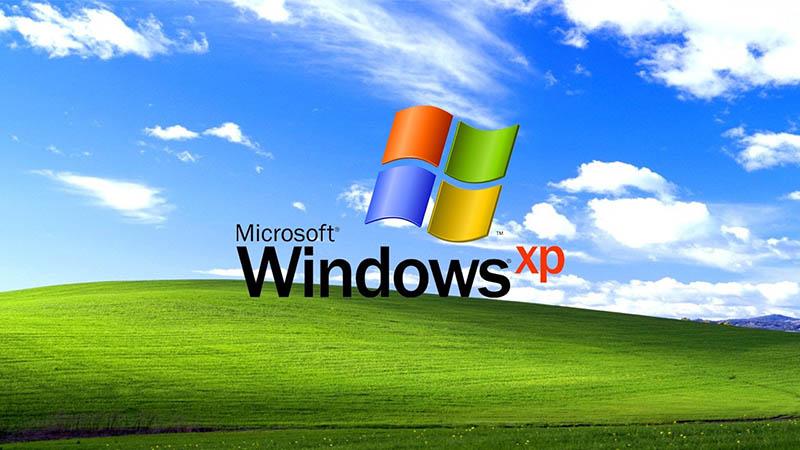 giao diện windows xp