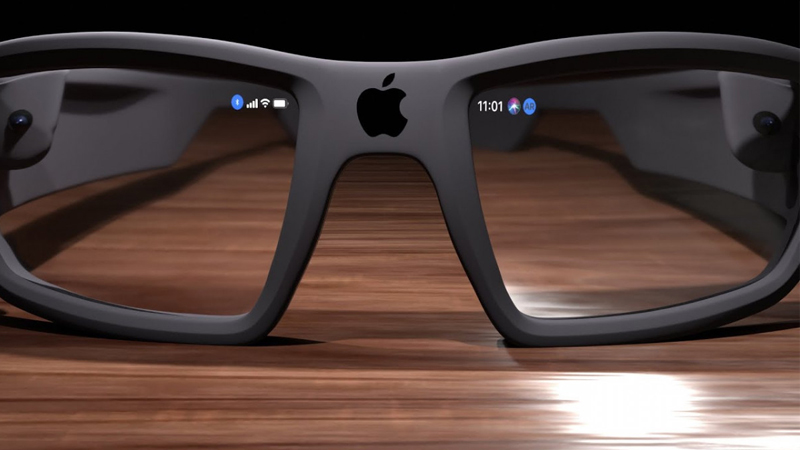 Thiết kế của Apple Glasses