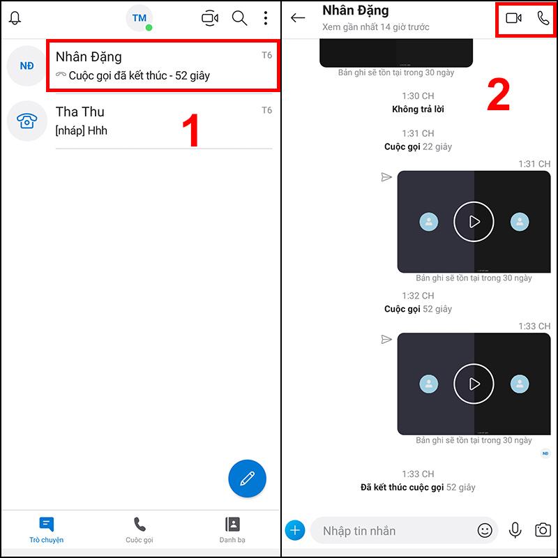 Cách ghi âm cuộc gọi hoặc video Skype trên điện thoại