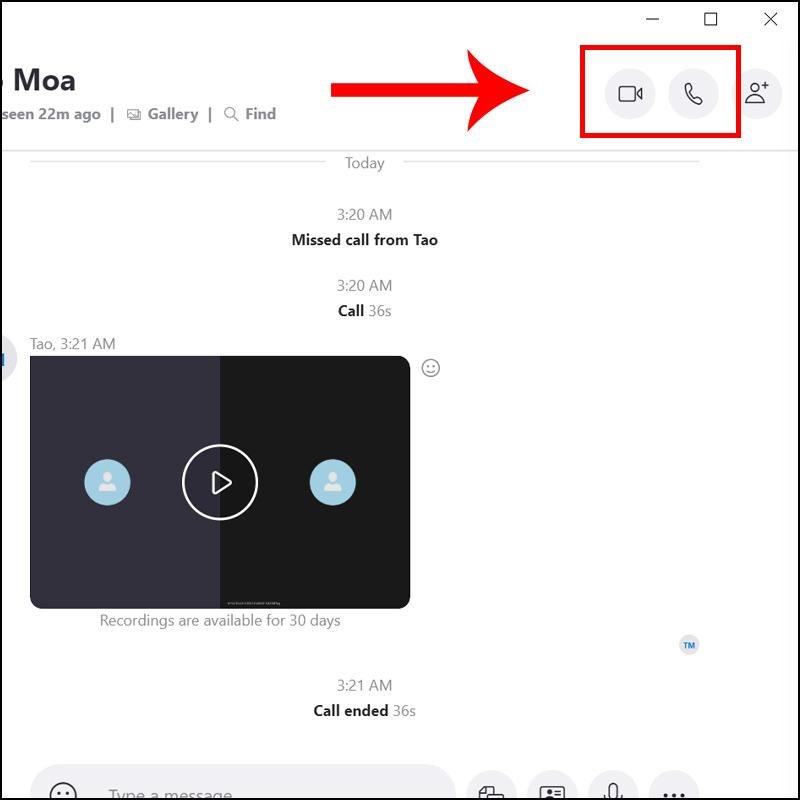 Cách ghi âm cuộc gọi hoặc video Skype trên máy tính