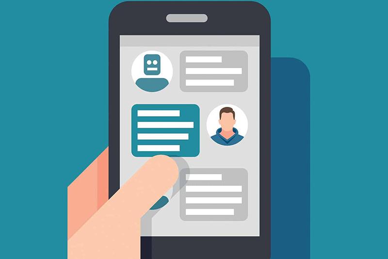 Chatbox là một hệ thống giao tiếp tự động với người dùng