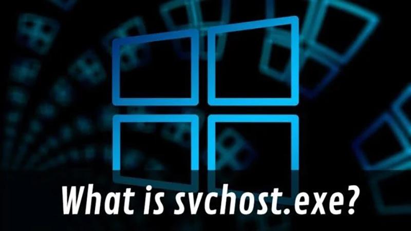 Phần mềm sử dụng dịch vụ svchost.exe