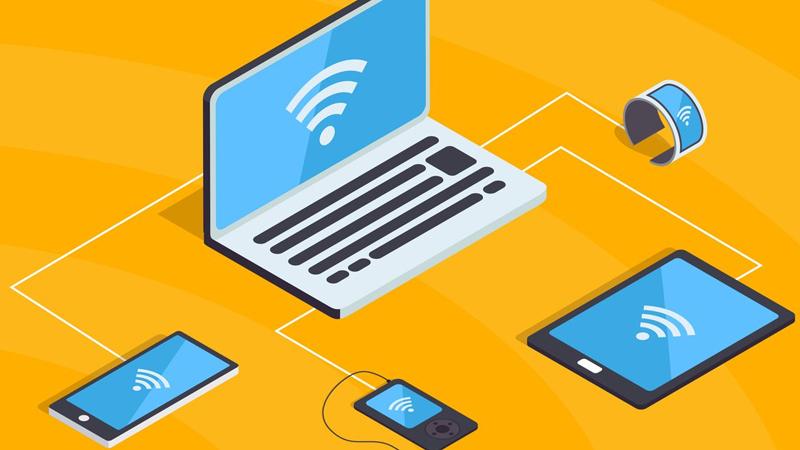 Kiểm tra các kết nối Internet