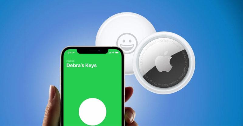 Apple vừa tung ra một thiết bị mới, có tên gọi AirTag