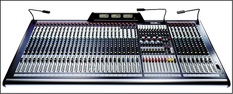 Bàn Mixer Soundcraft GB8/24