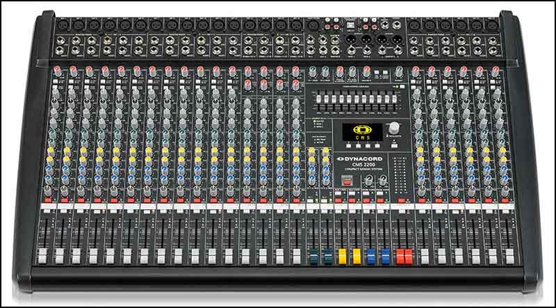 Bàn mixer Dynacord CMS 2200 cao cấp