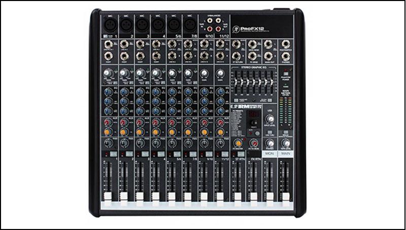 Bàn Mixer Mackie FX12 V2