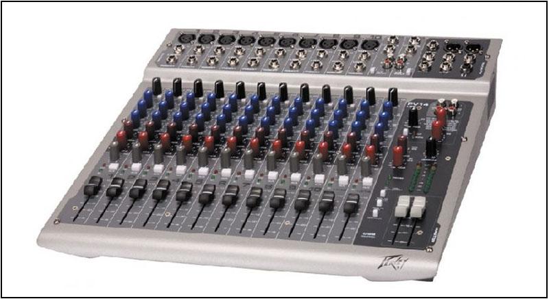Bàn Mixer Peavey PV 14 USB