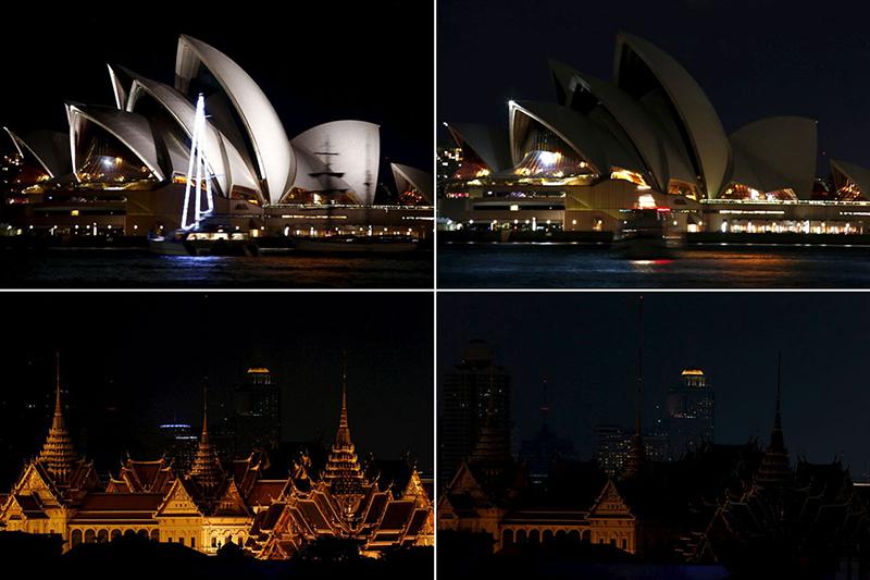giờ trái đất Sydney
