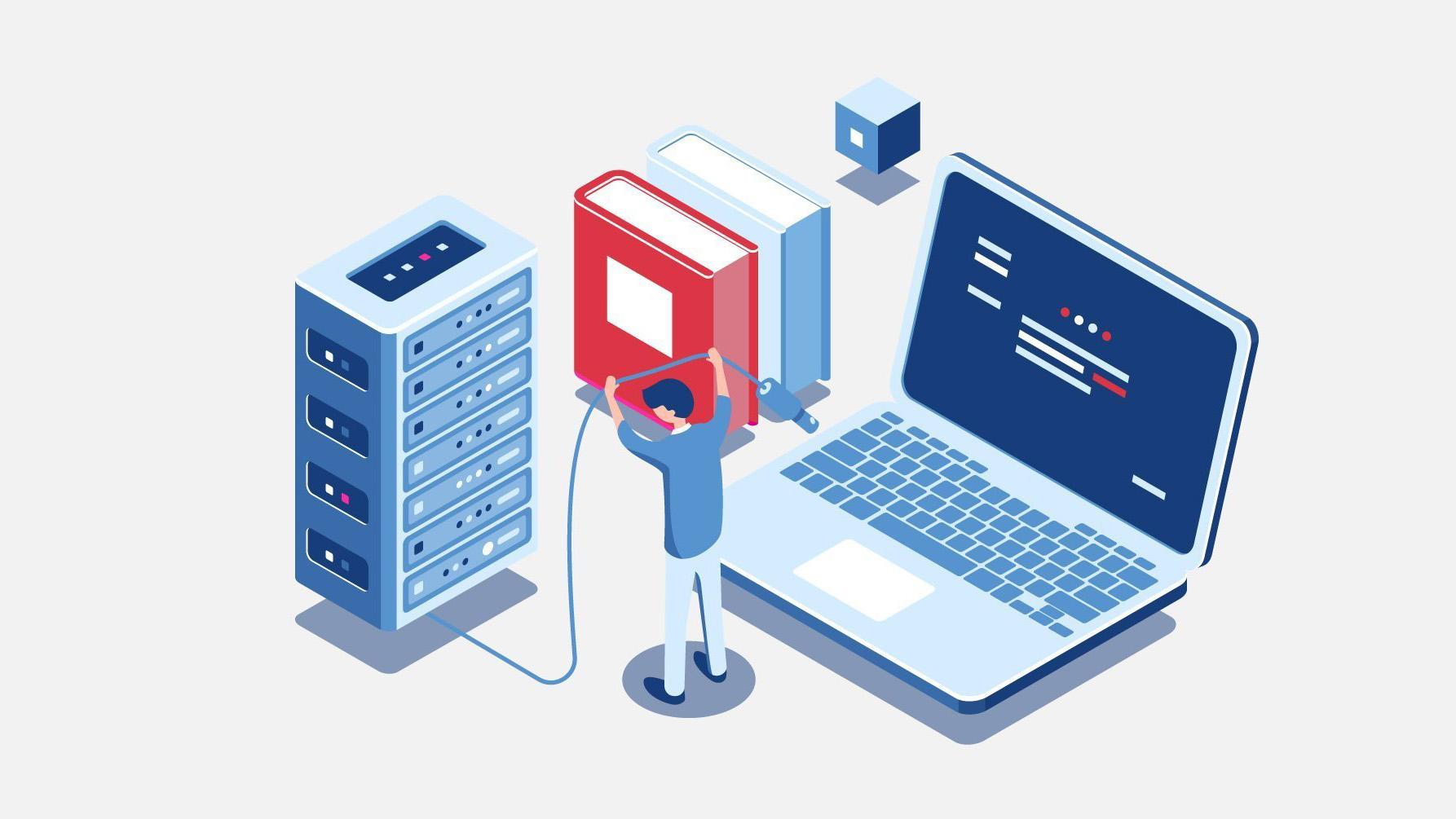 cách hoạt động hosting