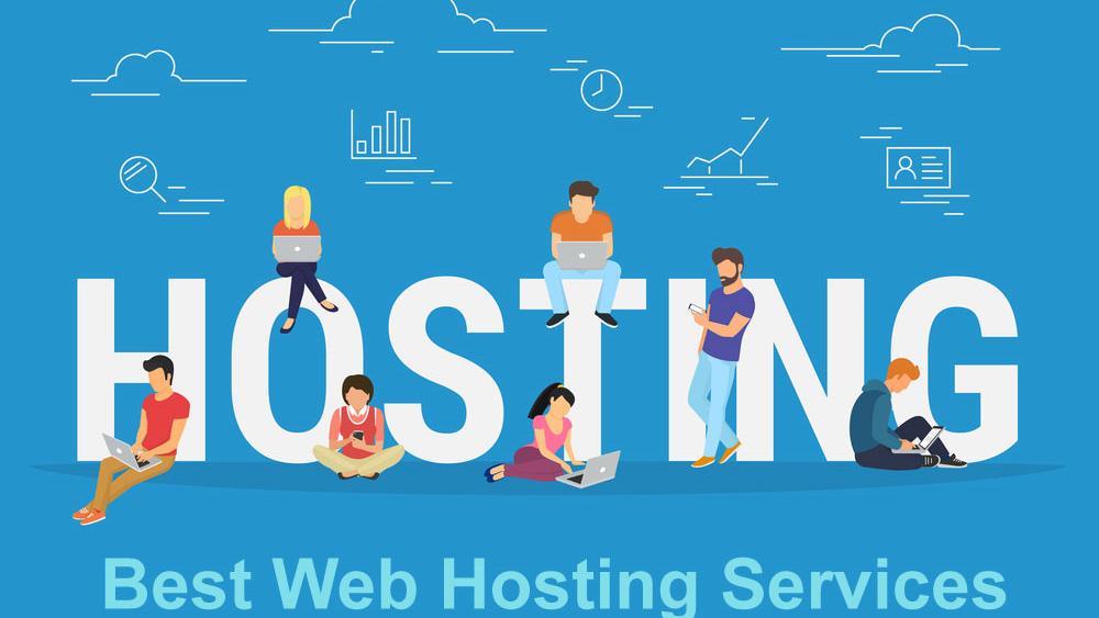 lựa chọn hosting