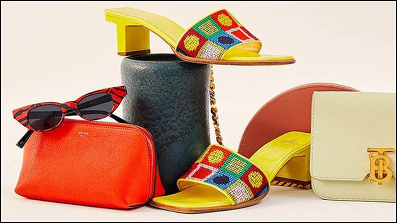 Quần áo, giày dép, túi xách: