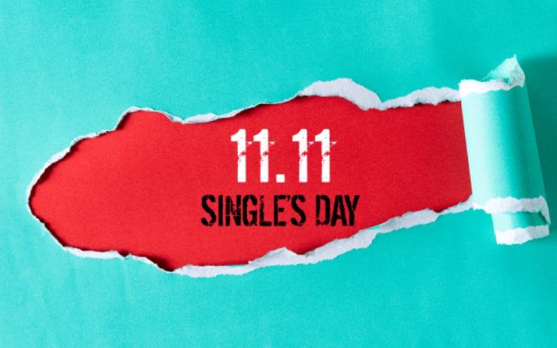 Ngày 11/11 là ngày lễ độc thân