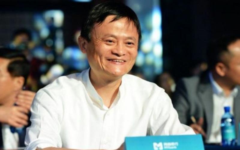 Ông chủ của Alibaba - tỷ phú Trung Quốc Jack Ma