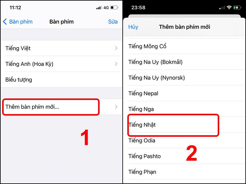 Cách bật bàn phím biểu tượng cảm xúc trên iPhone cực đơn giản