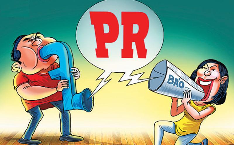 PR là phương thức quản lý đánh giá hành vi của công chúng