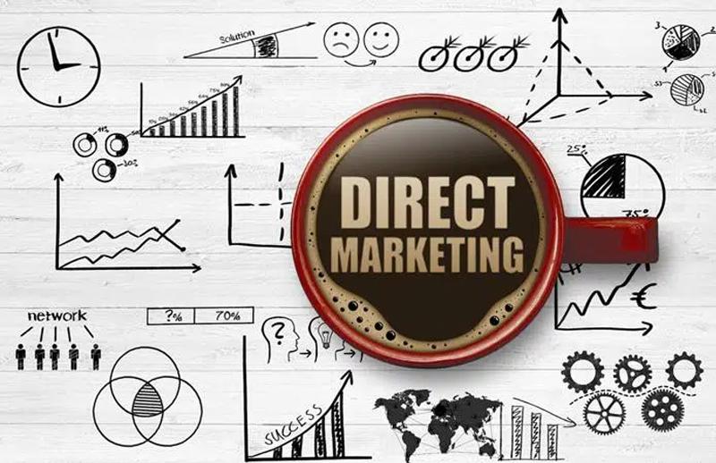 Công cụ Marketing trực tiếp (Direct Marketing)