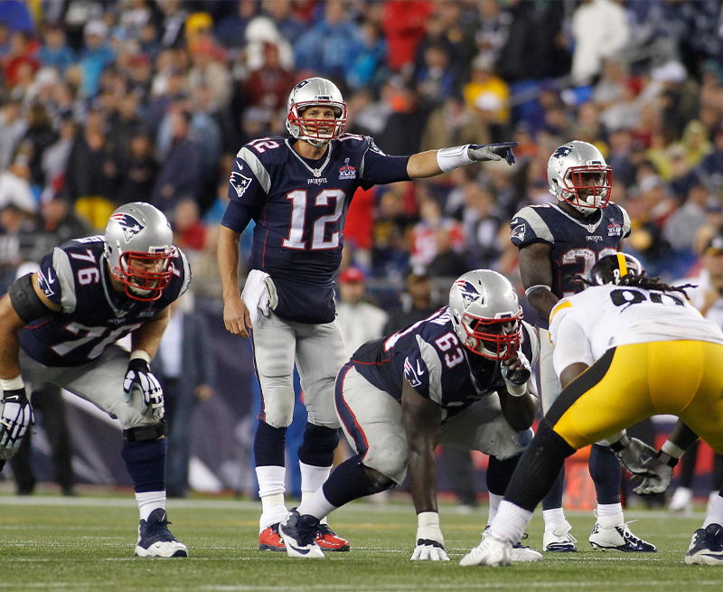 Tom Brady là GOAT
