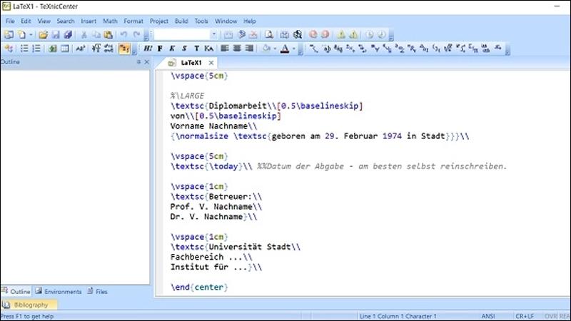 LaTeX là gì? TOP 5 trình soạn thảo LaTeX phổ biến nhất hiện nay