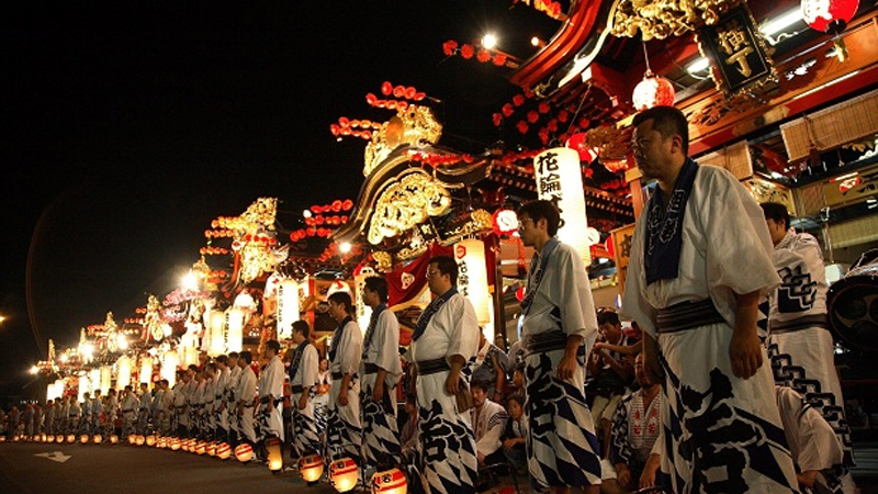 Tết Trung thu của người Nhật