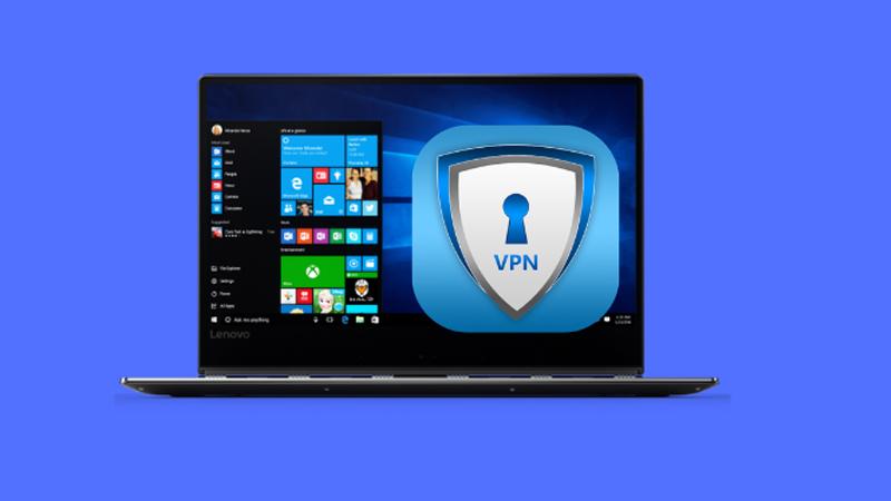 Phần mềm VPN trên máy tính