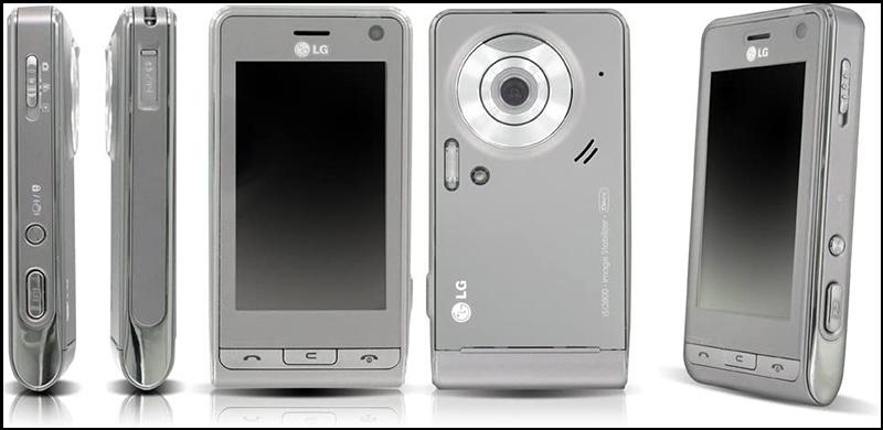 LG KU990 hay LG Viewty