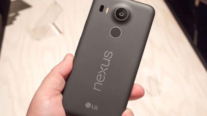 LG Nexus 5X