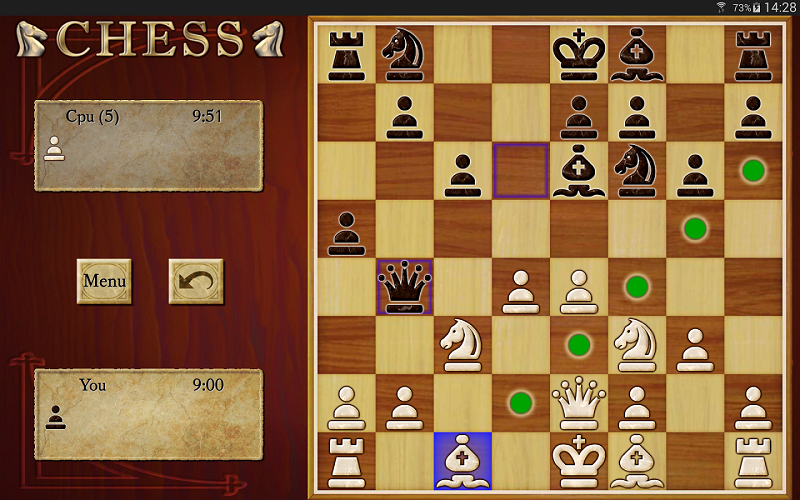 Ảnh minh họa game Chess Free
