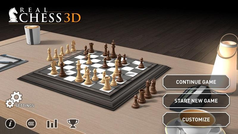 Ảnh minh họa game Real 3D Chess