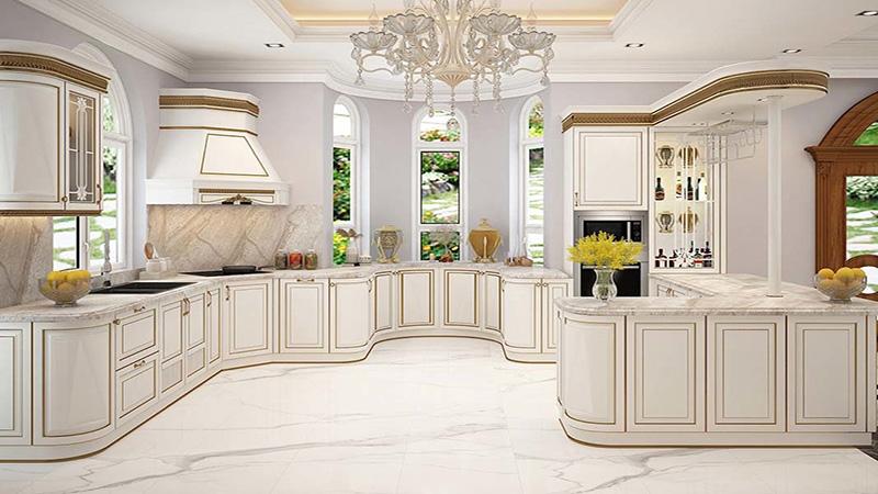 Kiểu dáng phong cách Luxury