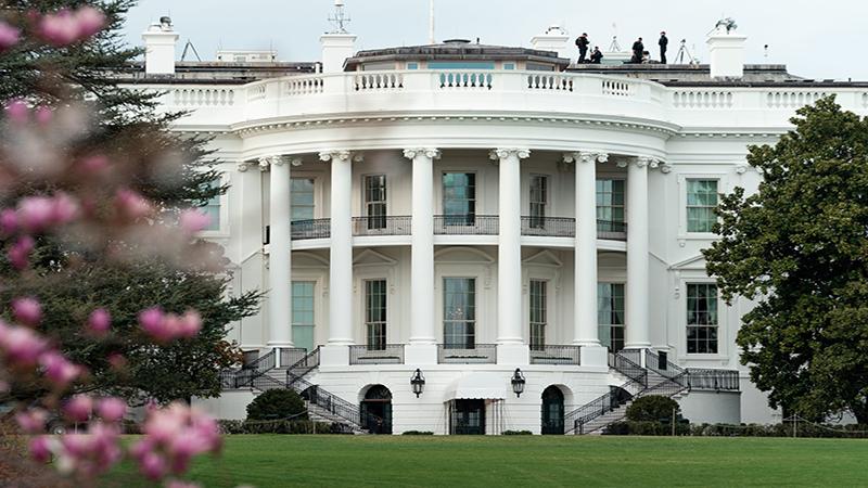 Nhà Trắng ở Mỹ
