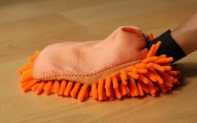 Sàn nhà ẩm ướt chắc chắn sẽ yêu thích giẻ khô đấy