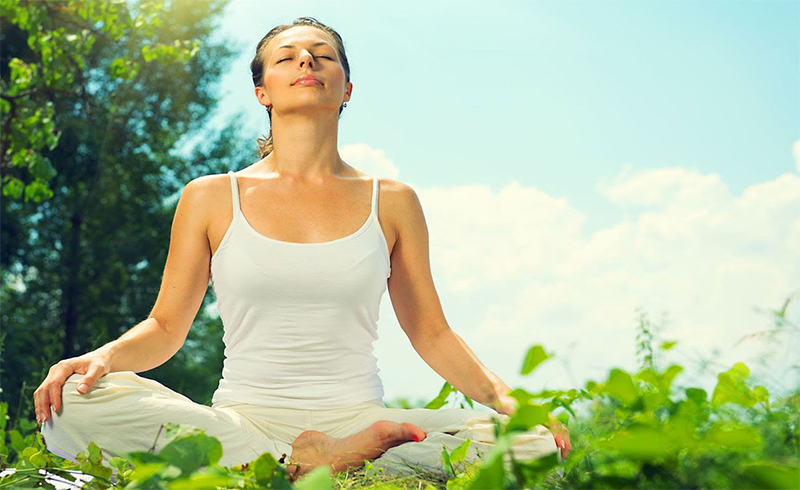 Yoga cải thiện hệ hô hấp cho cơ thể