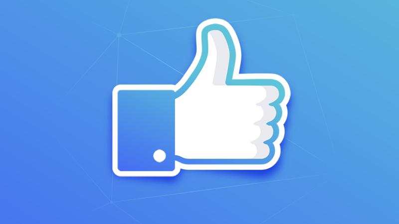 Nút Like trên Messenger