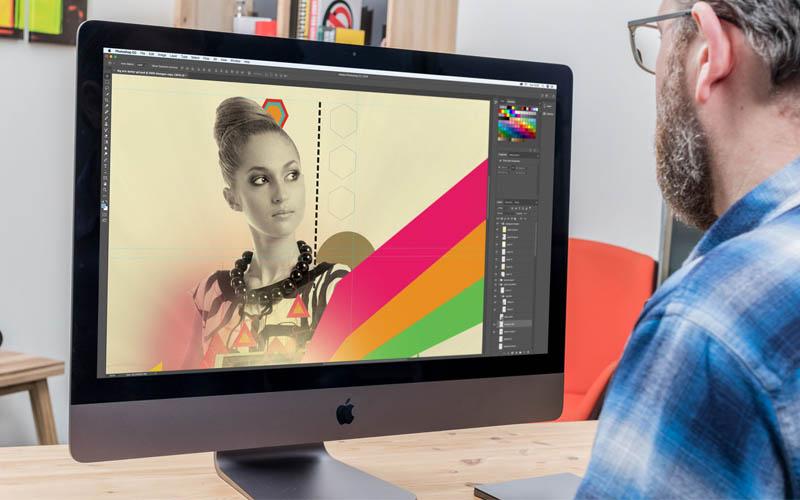 iMac phục vụ cho các nhu cầu phổ thông