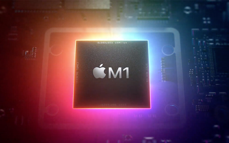 iMac M1 được trang bị con chip M1 hiện đại